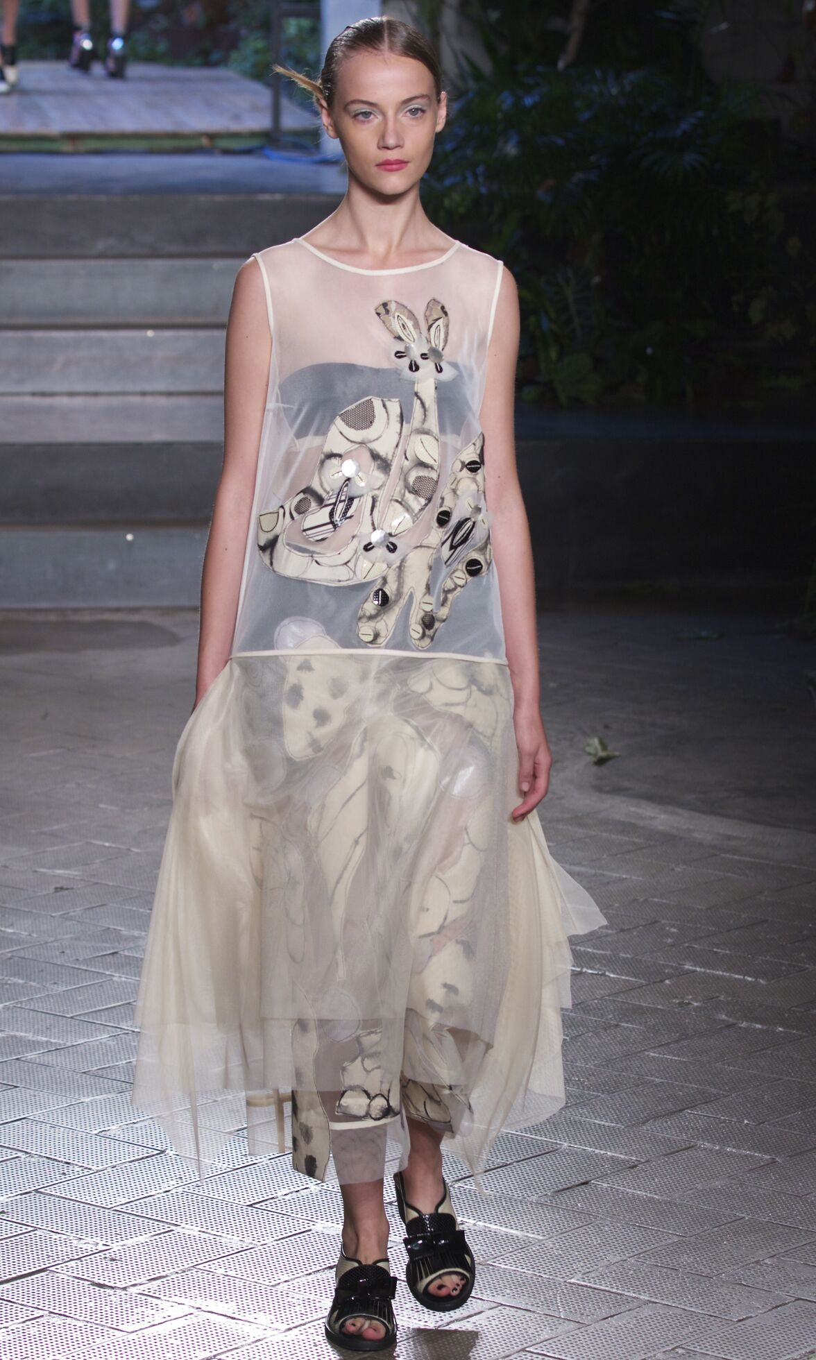 Antonio Marras Summer 2014 Catwalk