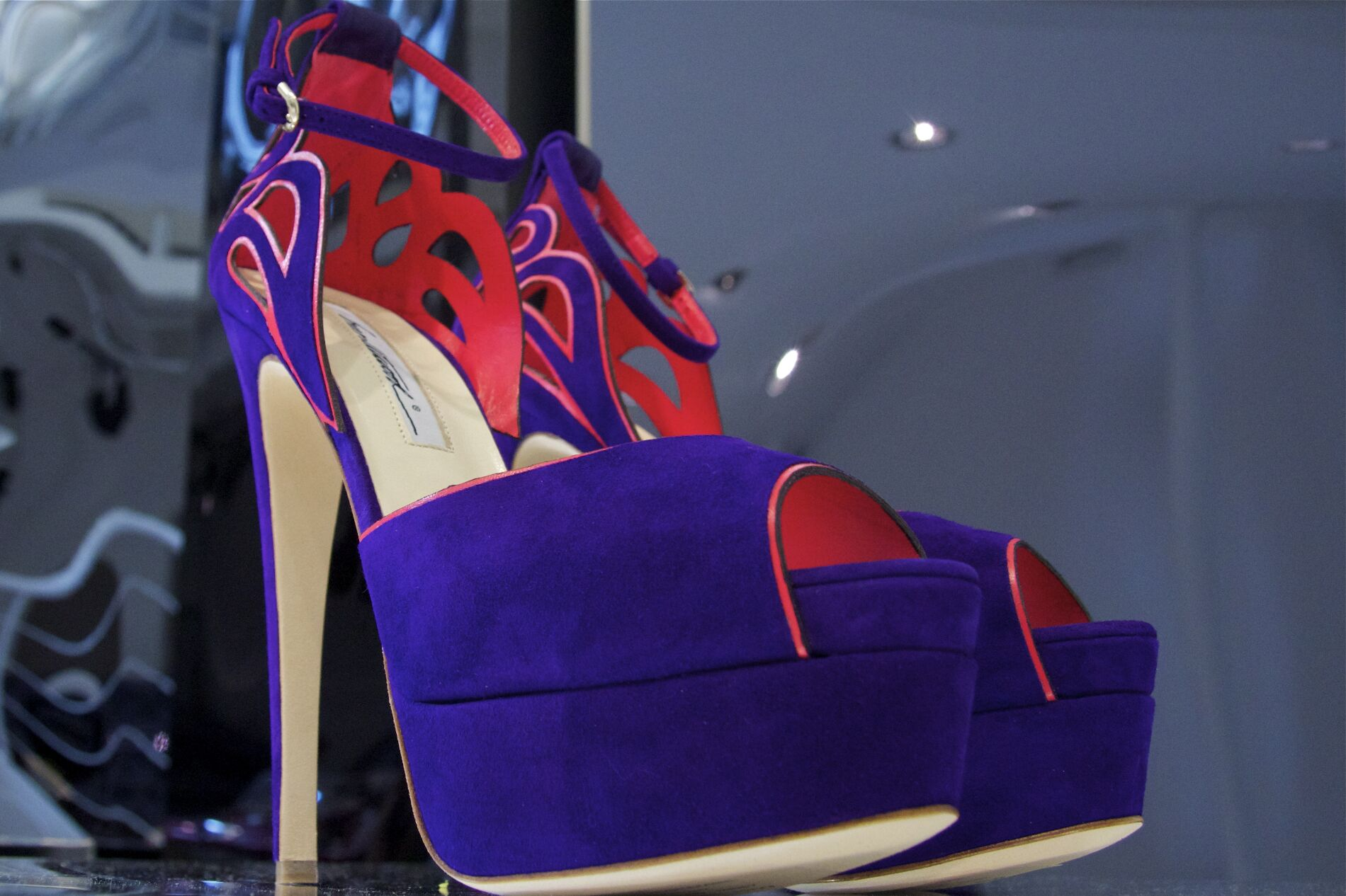 Brian Atwood Shoes Woman Milano Fashion Week