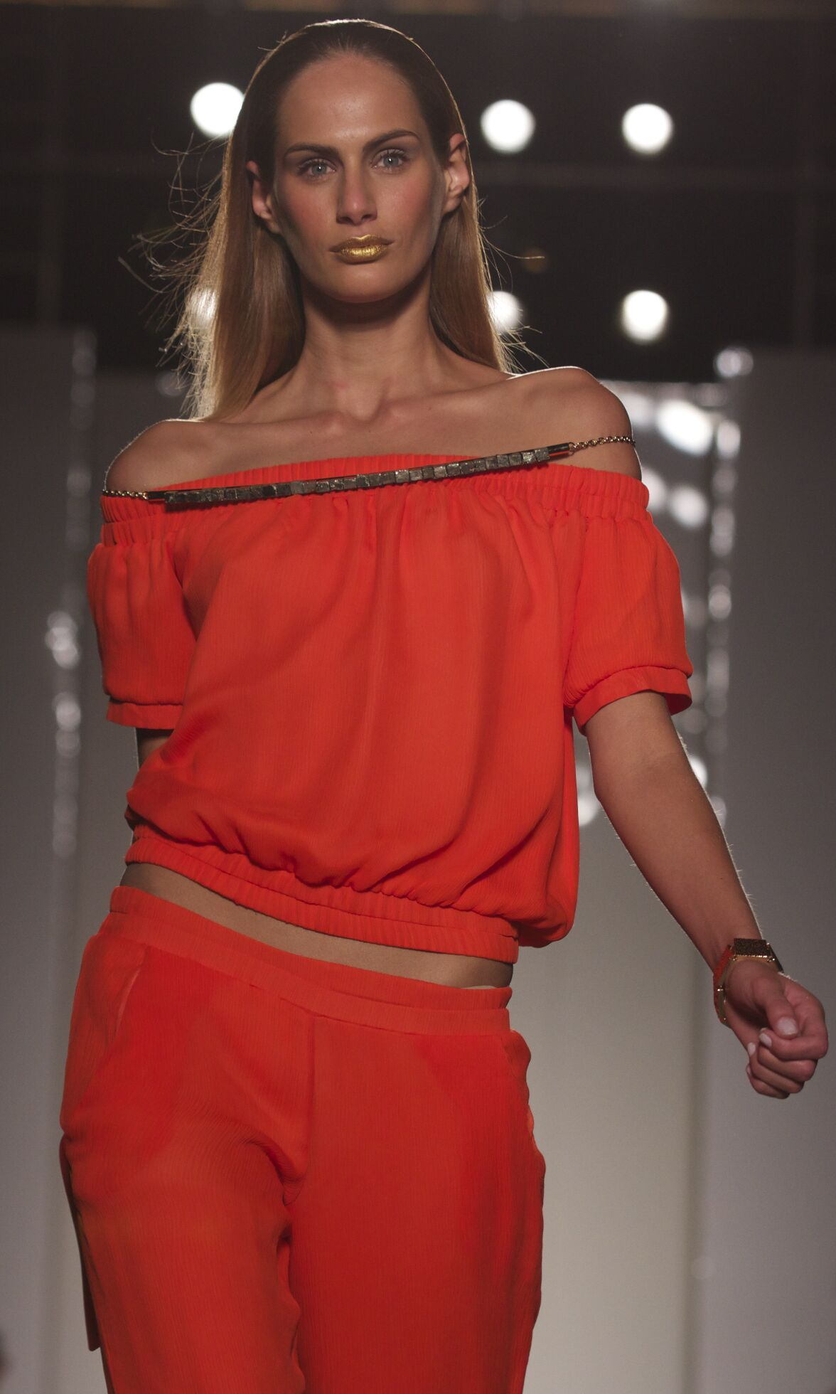 Catwalk Aigner Summer 2014