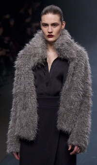 ANTEPRIMA FALL WINTER 2013-14 WOMEN'S COLLECTION – MILANO FASHION WEEK
