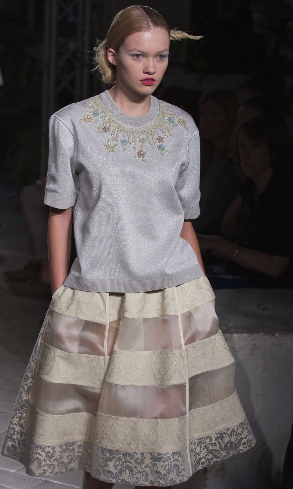 Catwalk Antonio Marras Summer 2014