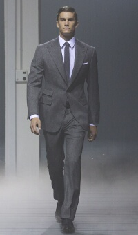 CORNELIANI MEN'S COLLECTION FALL WINTER 2013 – MILANO FASHION WEEK