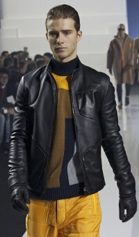 DIRK BIKKEMBERGS FALL WINTER 2013 MEN'S COLLECTION – MILANO FASHION WEEK