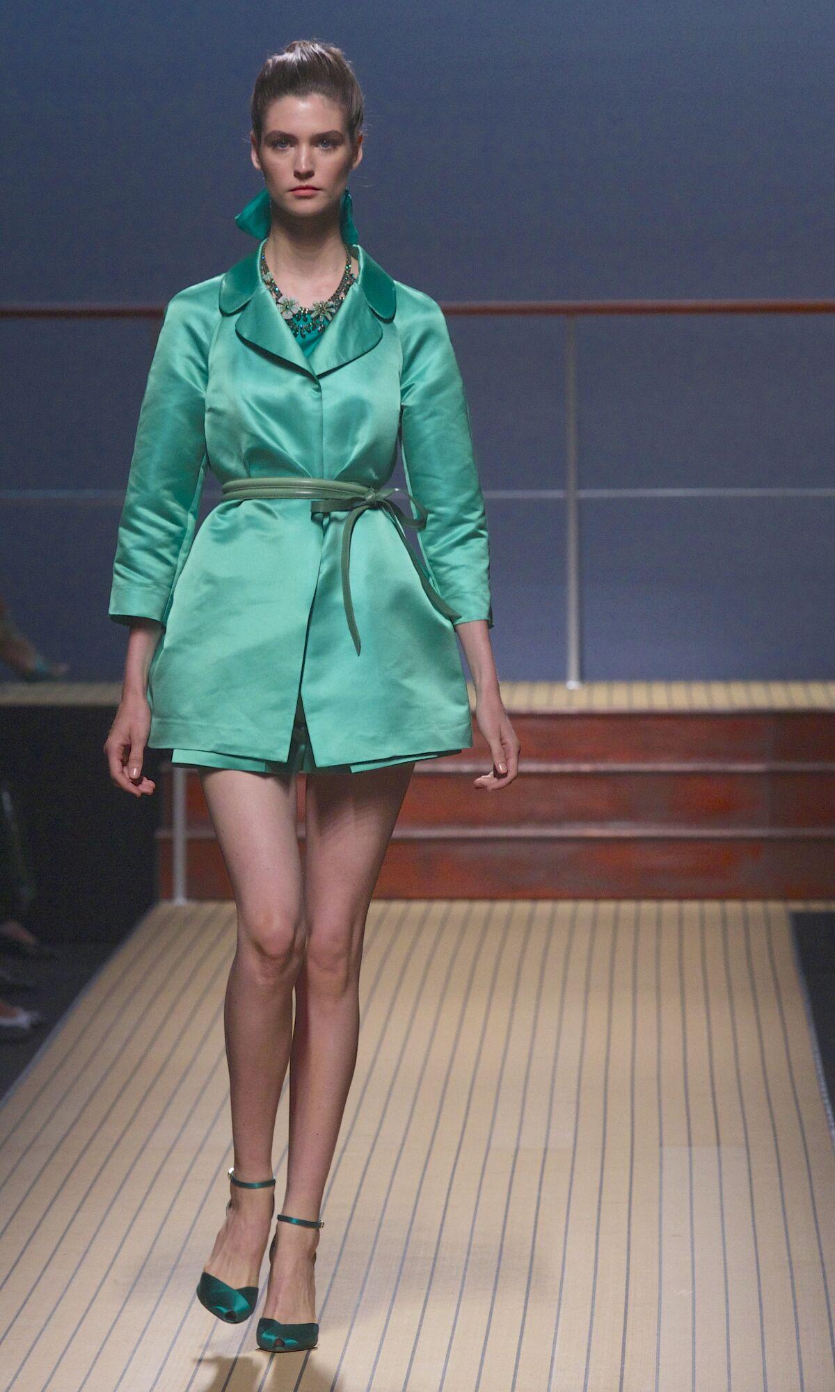 Ermanno Scervino Milano Fashion Week Womenswear