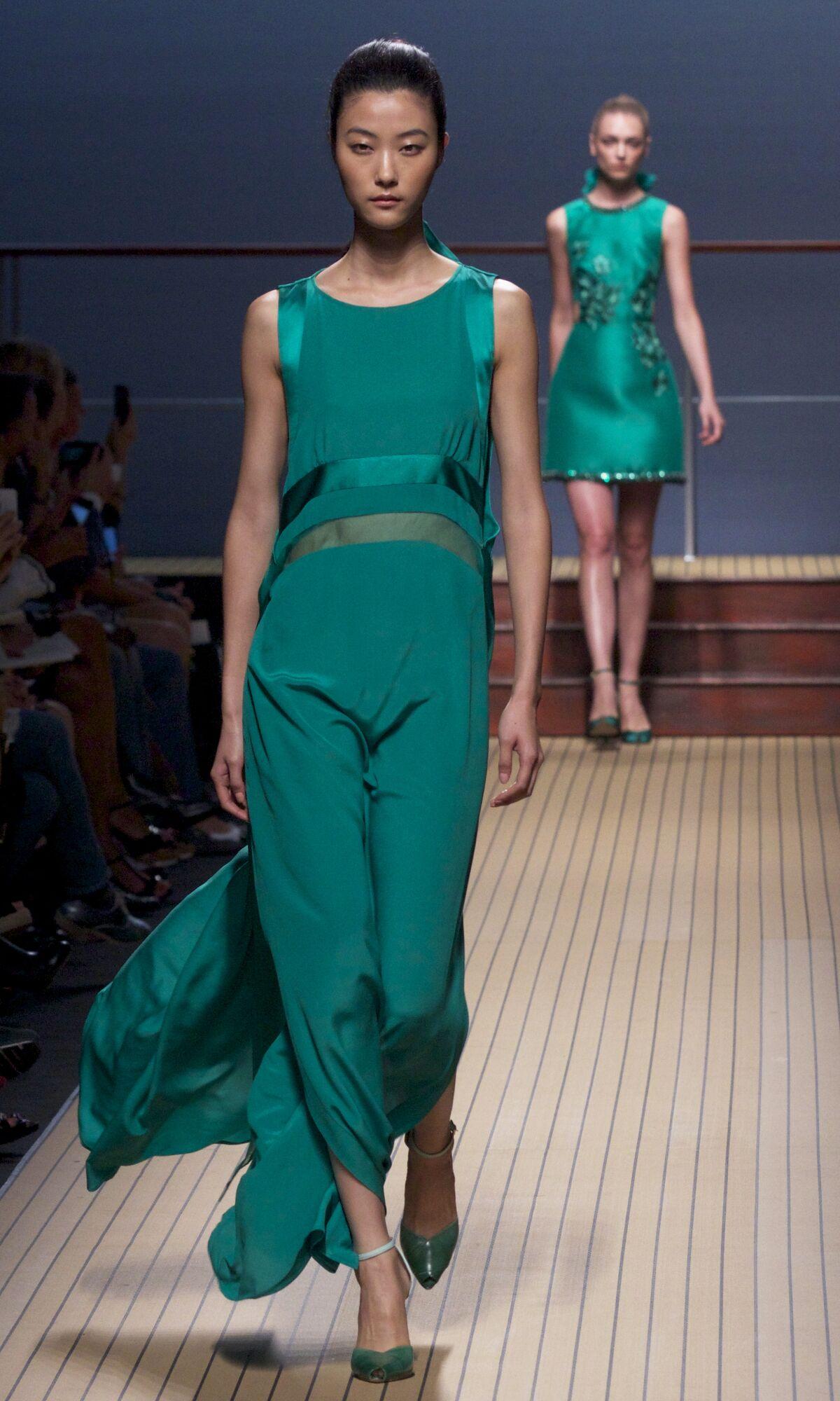 Ermanno Scervino Milano Fashion Week