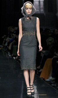ERMANNO SCERVINO FALL WINTER 2013-14 WOMEN'S COLLECTION – MILANO FASHION WEEK