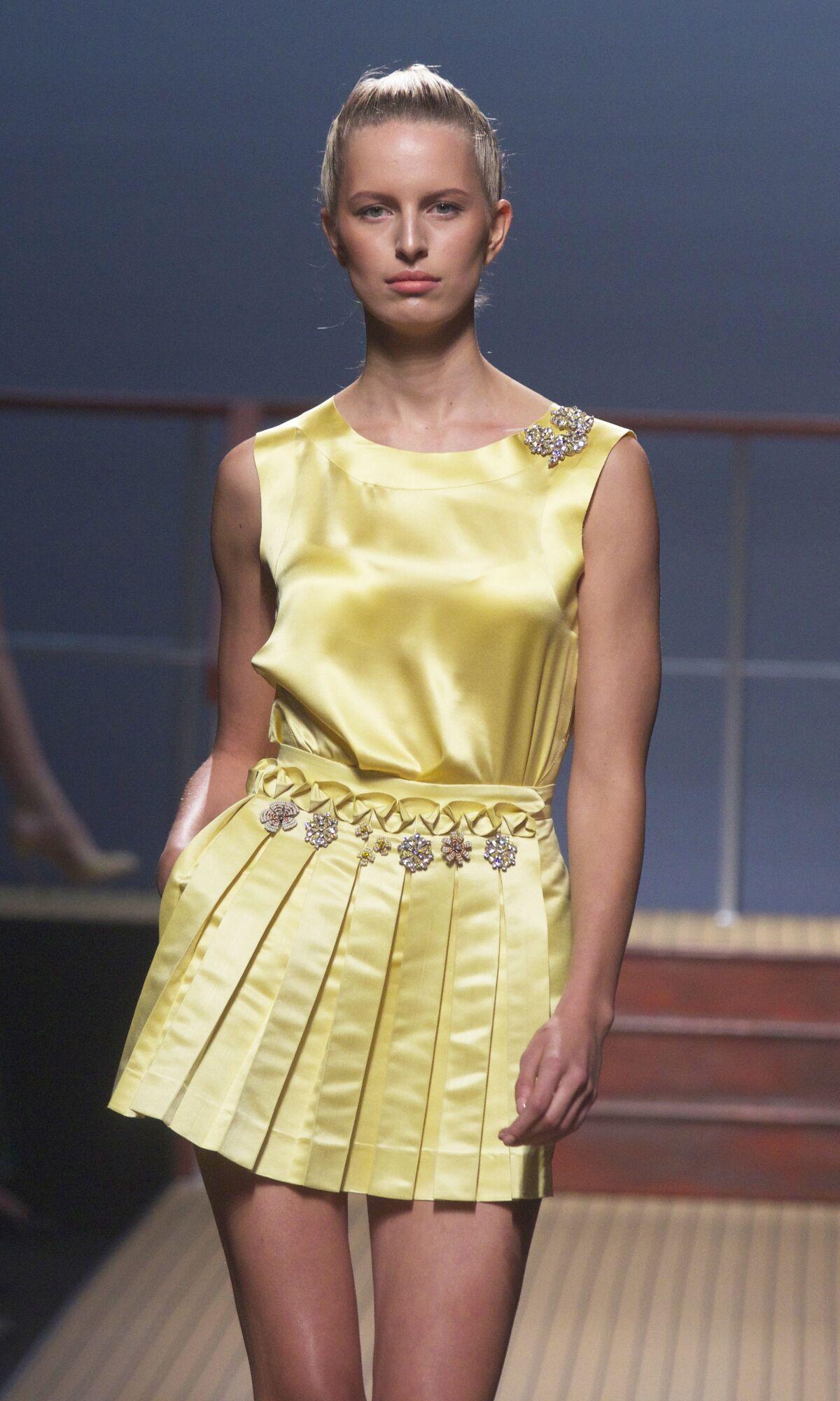 Ermanno Scervino Woman Milano Fashion Week