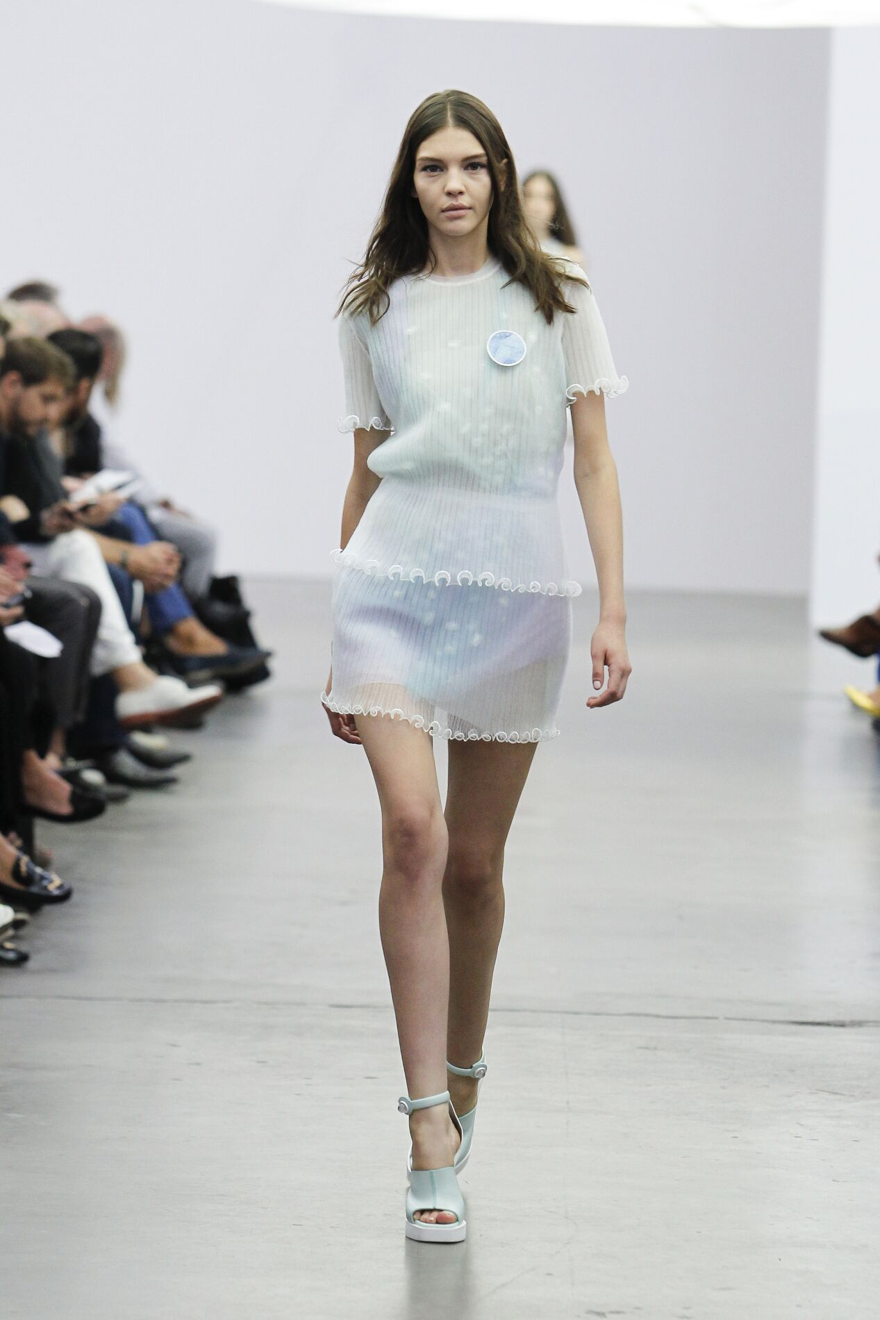 ICEBERG SPRING SUMMER 2014 WOMEN'S COLLECTION