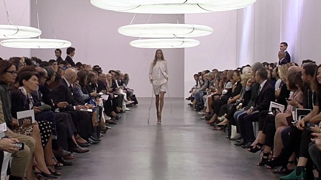 Iceberg Spring Summer 2014 Women's Fashion Show - Milano Fashion Week