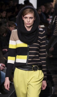ICEBERG FALL WINTER 2013-14 WOMEN'S COLLECTION – MILANO FASHION WEEK