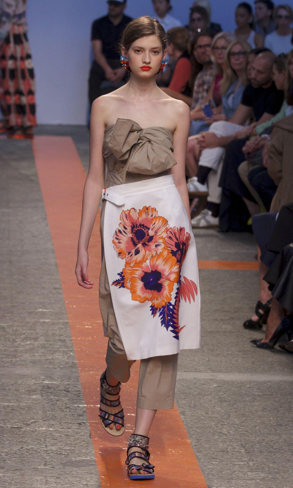 MSGM Milano Fashion Week Womenswear