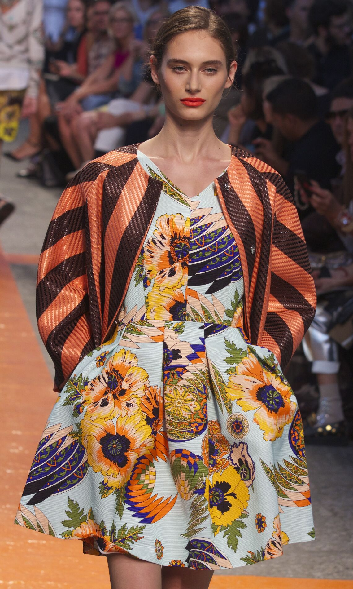 MSGM Spring Summer 2014 Womens Collection Milano Fashion Week