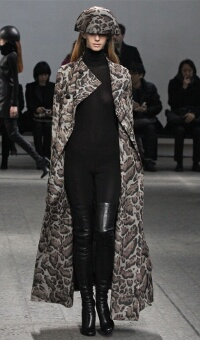MILA SCHÖN FALL WINTER 2013-14 WOMEN'S COLLECTION – MILANO FASHION WEEK