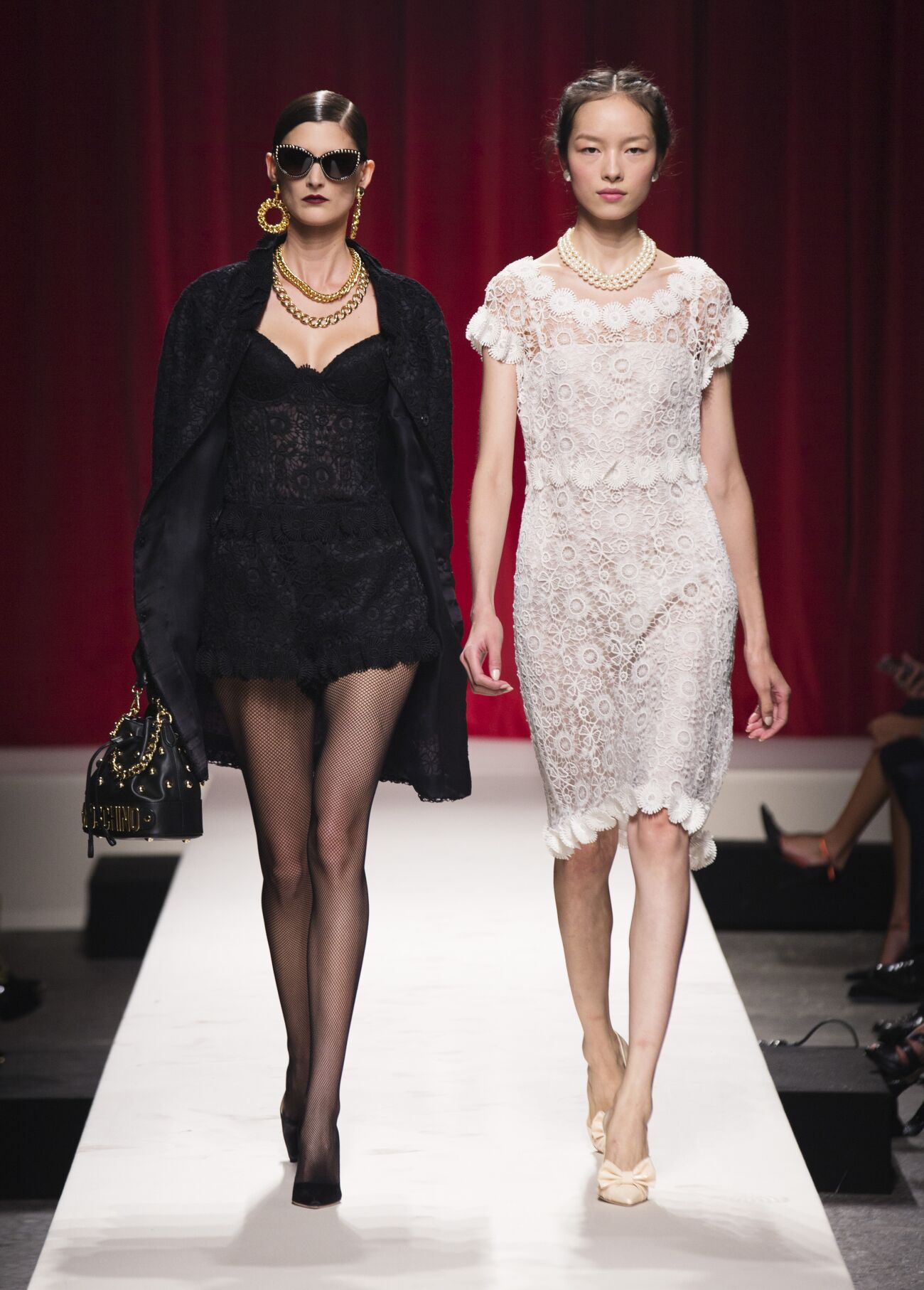 Moschino Milano Fashion Week Womenswear