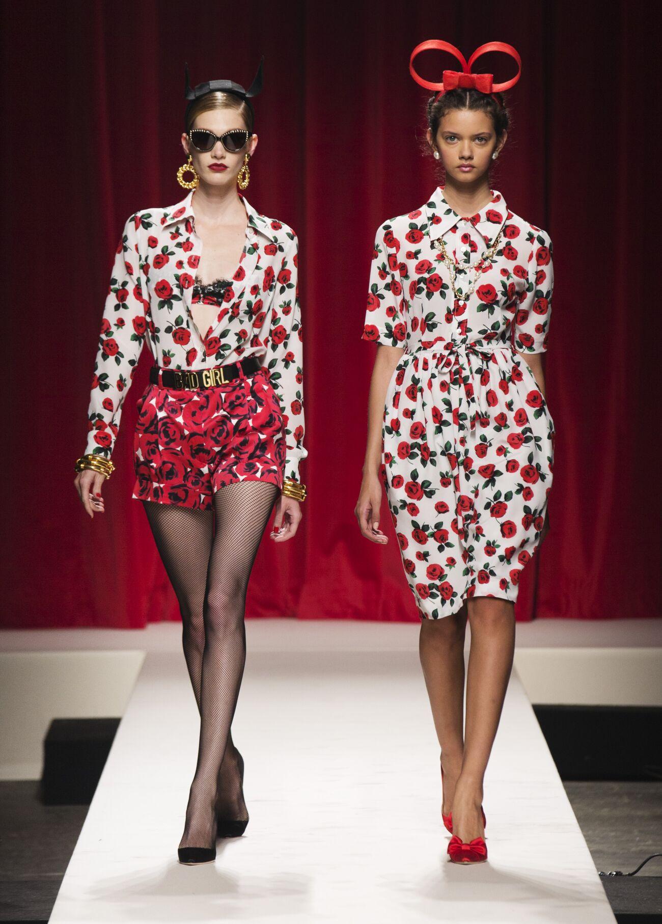 Moschino Milano Fashion Week