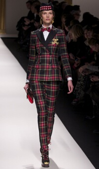 MOSCHINO FALL WINTER 2013-14 WOMEN'S COLLECTION – MILANO FASHION WEEK