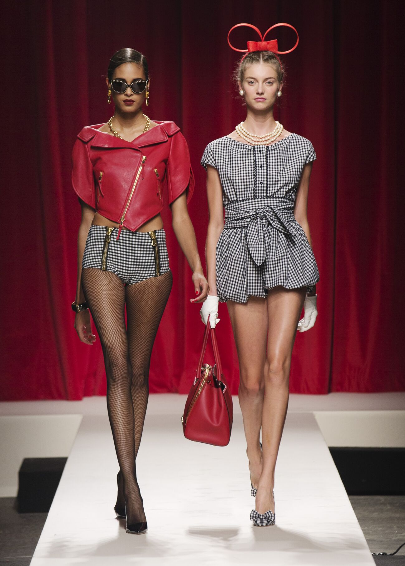 Moschino Women's Collection 2014