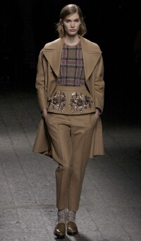 N°21 FALL WINTER 2013-14 WOMEN'S COLLECTION – MILANO FASHION WEEK