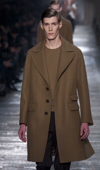 NEIL BARRETT FALL WINTER 2013 MEN'S COLLECTION – MILANO FASHION WEEK