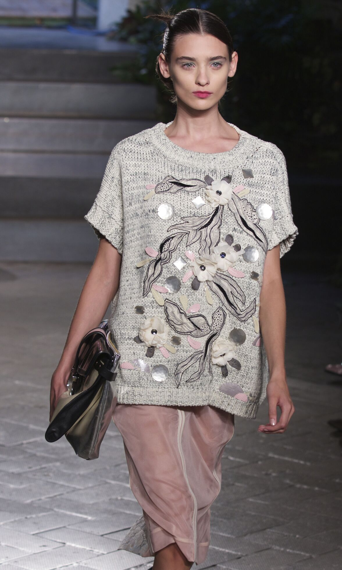 Runway Antonio Marras Spring Summer 2014 Women Collection Milan Fashion Week
