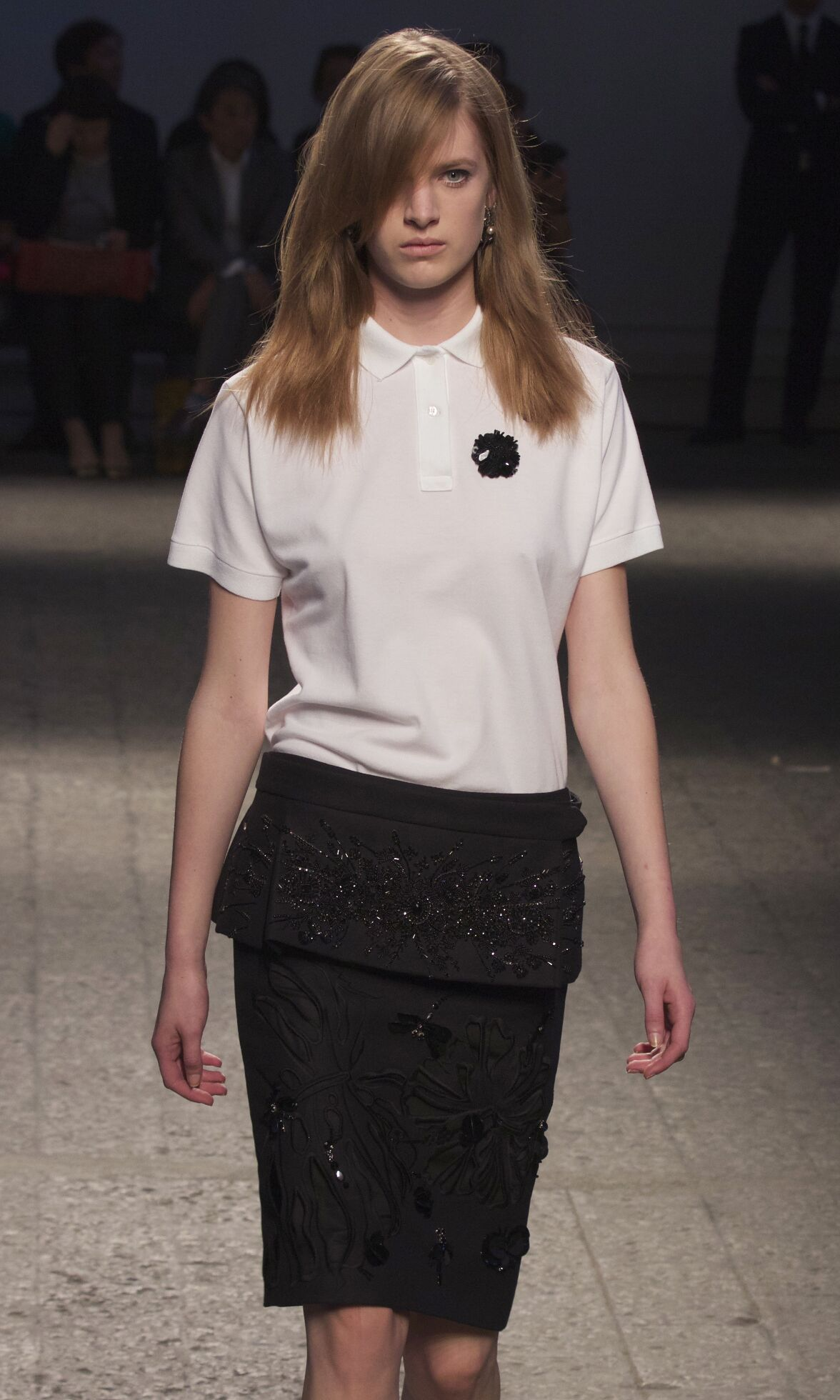 Runway N°21 Spring Summer 2014 Women Collection Milan Fashion Week