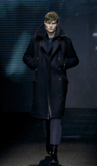 SALVATORE FERRAGAMO FALL WINTER 2013-14 MEN'S COLLECTION – MILANO FASHION WEEK