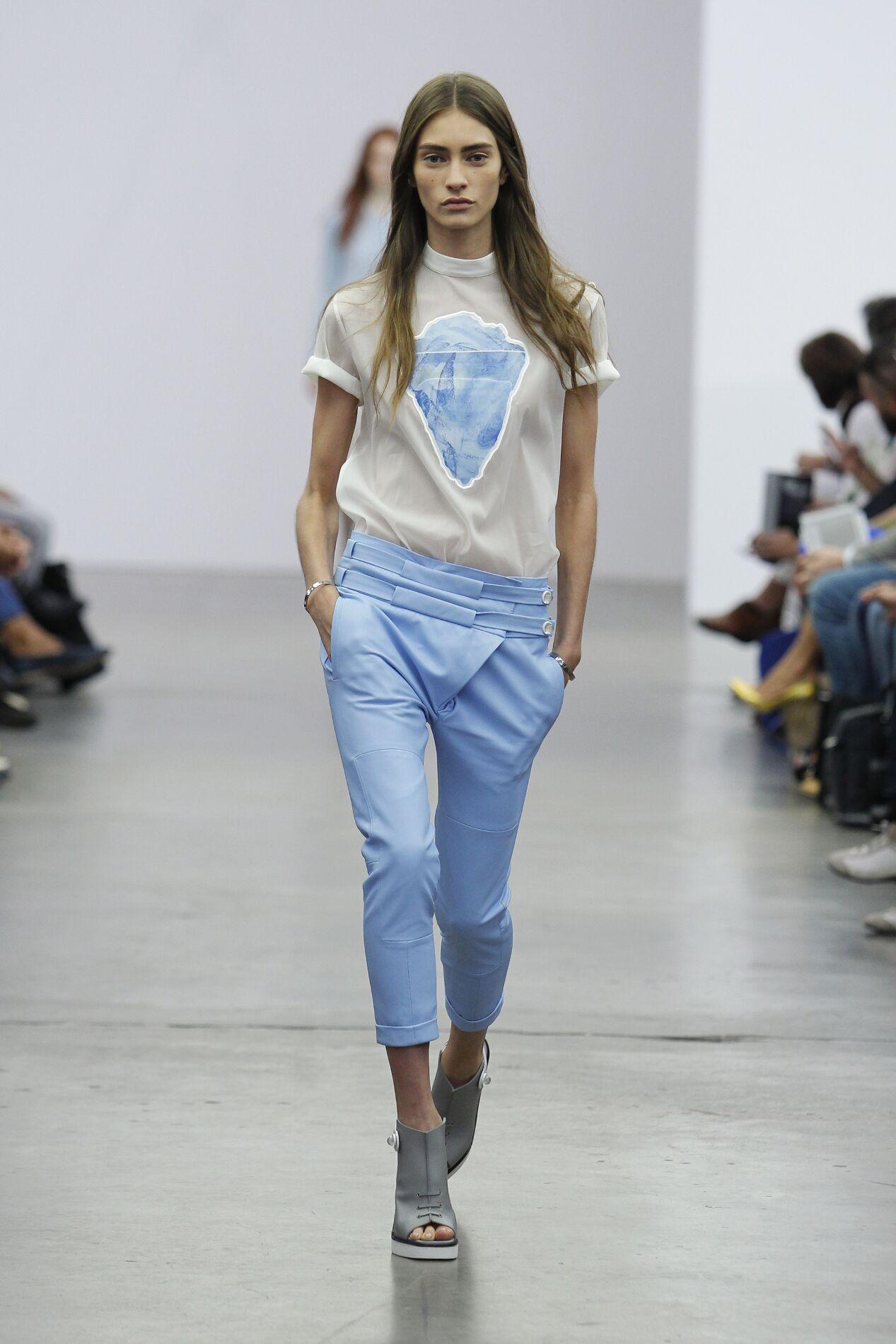Spring 2014 Fashion Trends Iceberg