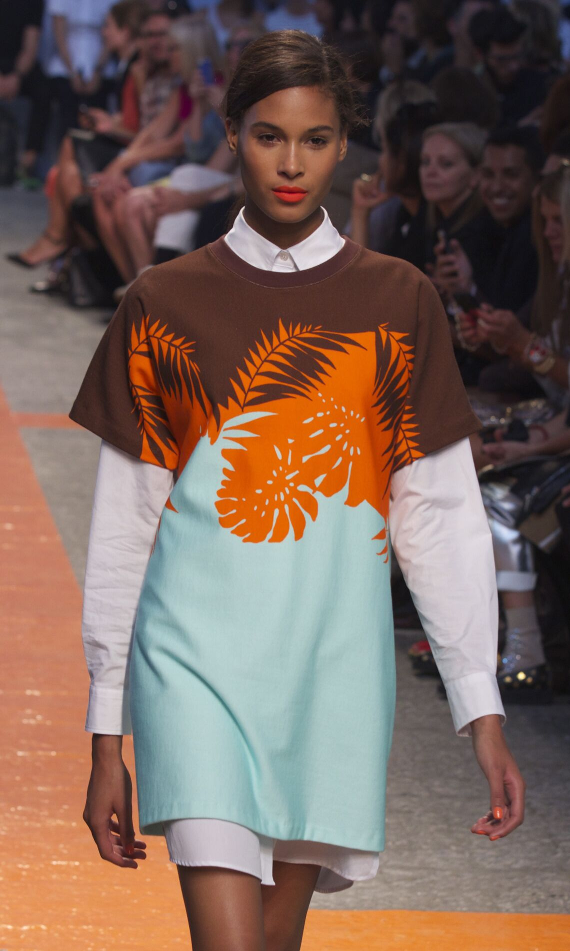 Spring 2014 Fashion Trends MSGM
