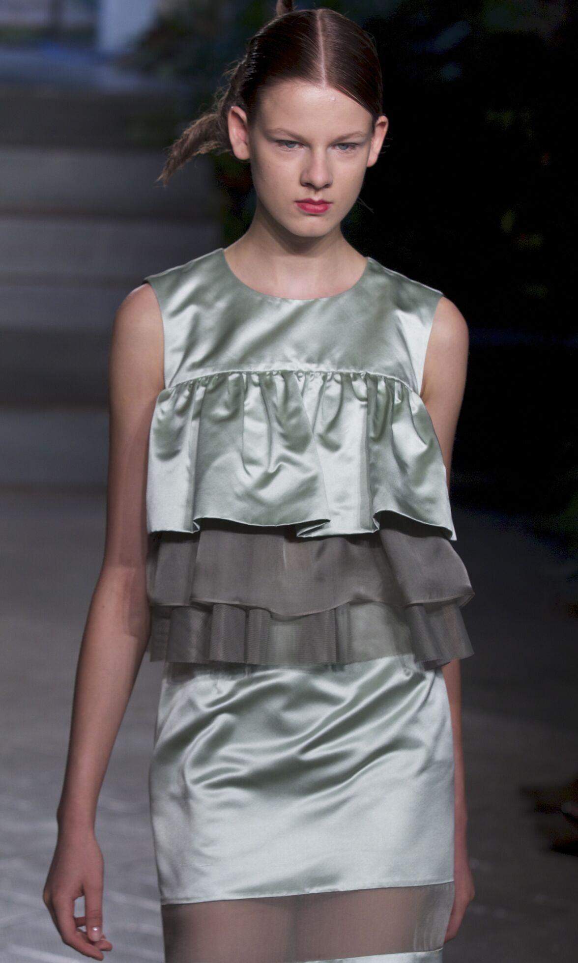 Spring 2014 Woman Fashion Show Antonio Marras