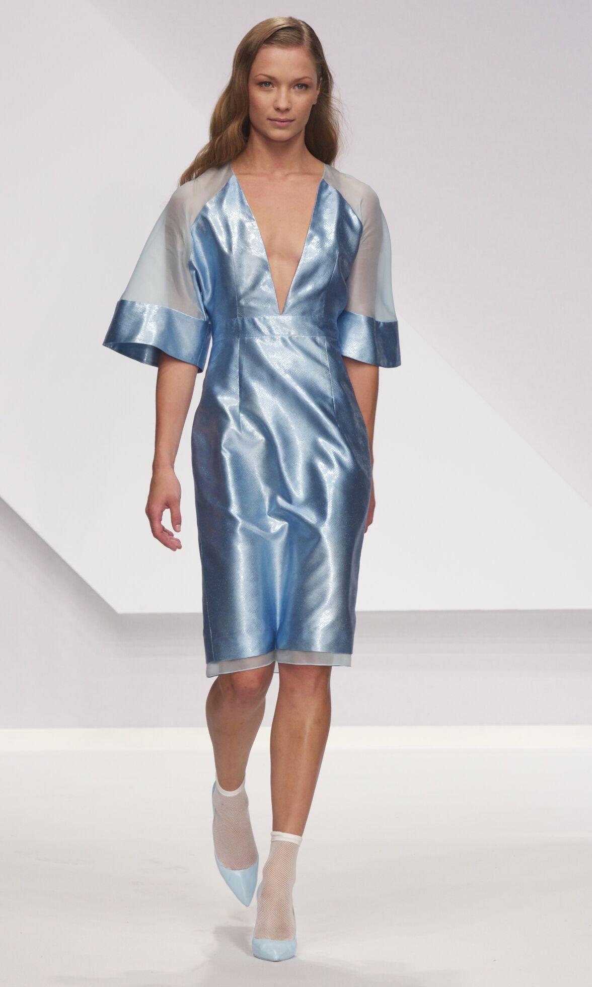 Spring 2014 Woman Fashion Show Krizia