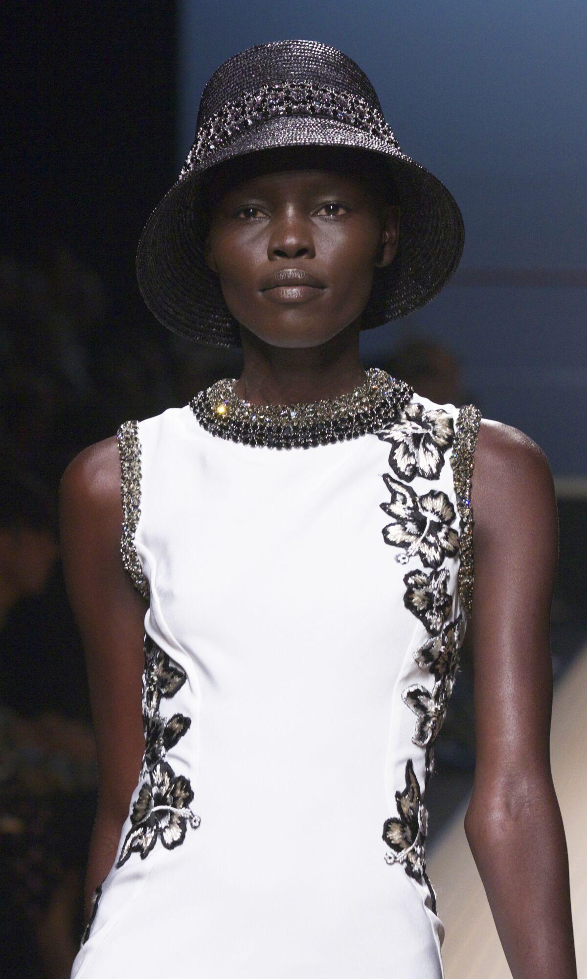 Spring Fashion 2014 Ermanno Scervino