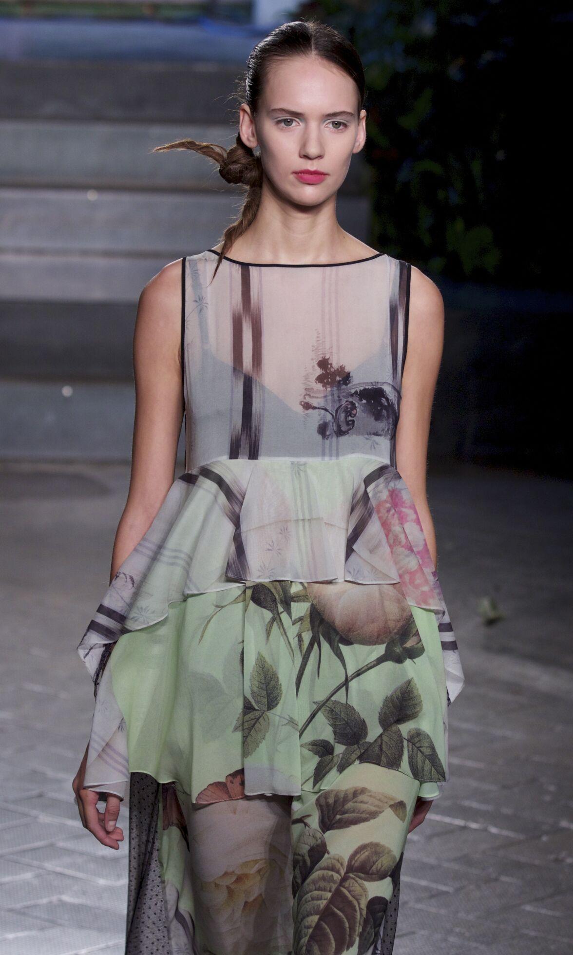 Spring Summer 2014 Fashion Women's Collection Antonio Marras