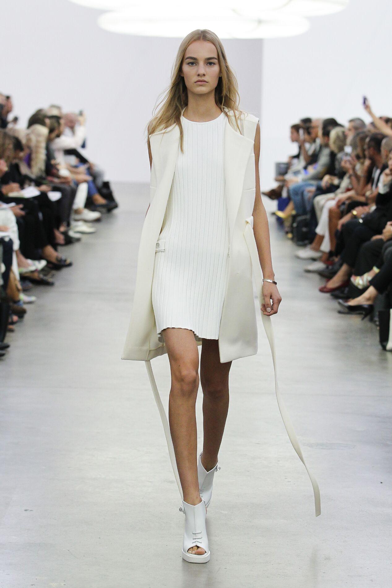 Spring Summer 2014 Fashion Women's Collection Iceberg