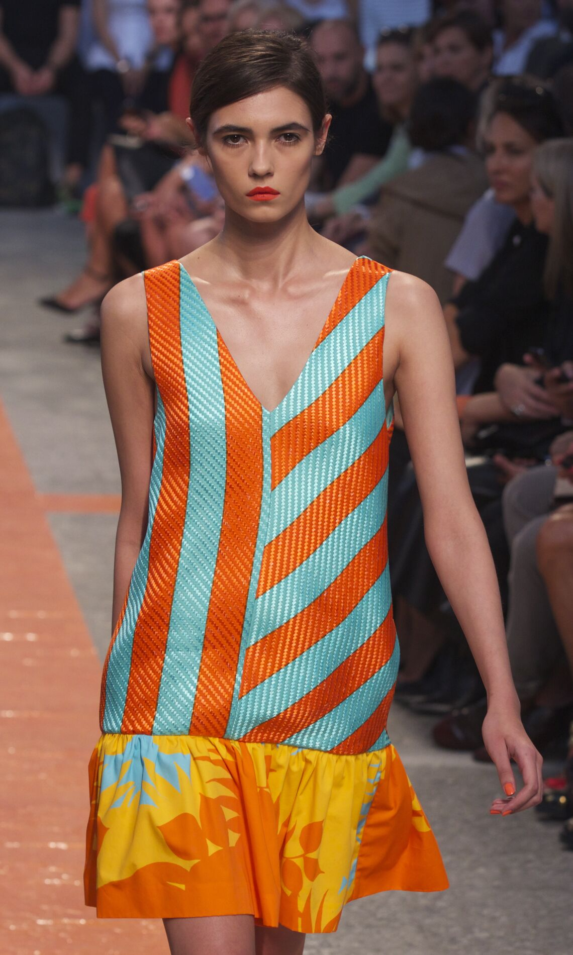Spring Summer 2014 Fashion Women's Collection MSGM