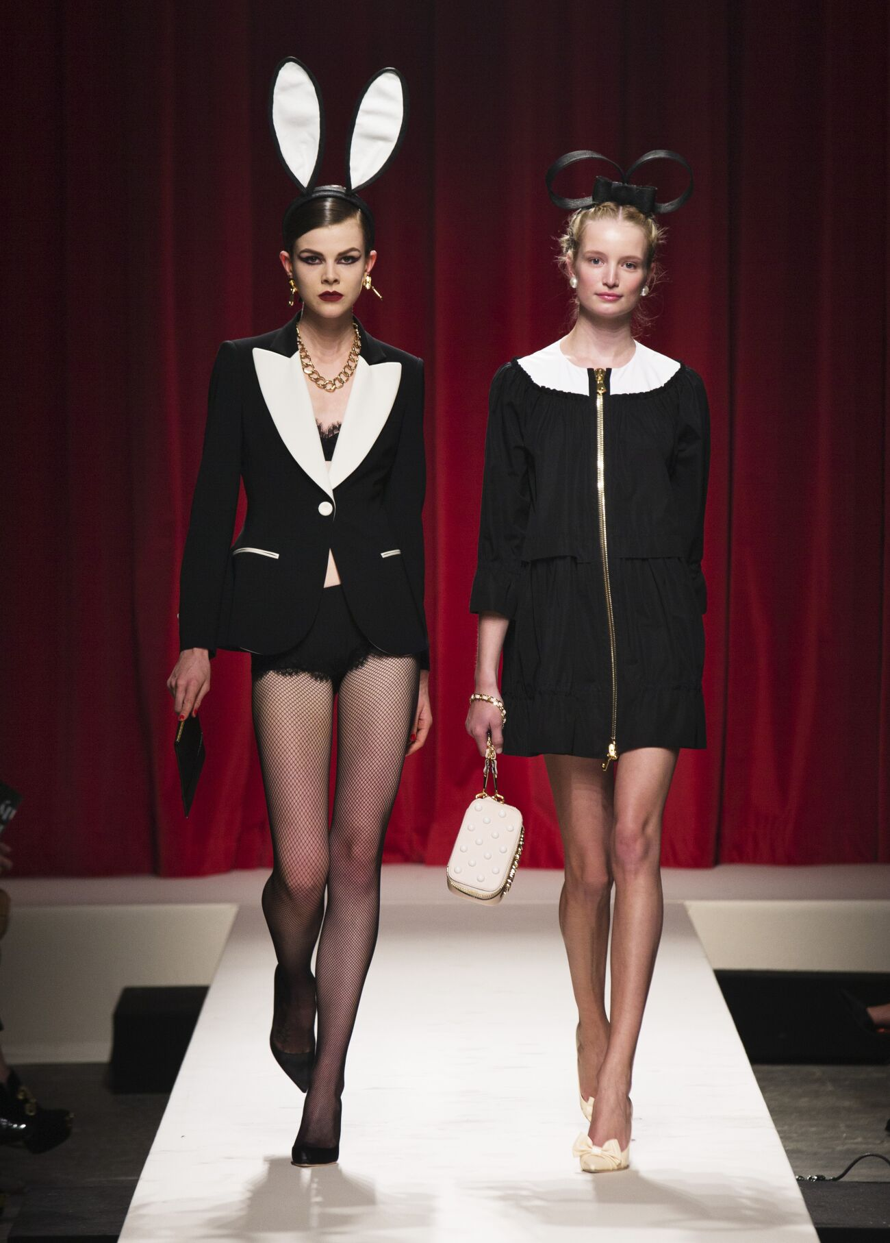 Spring Summer 2014 Fashion Women's Collection Moschino