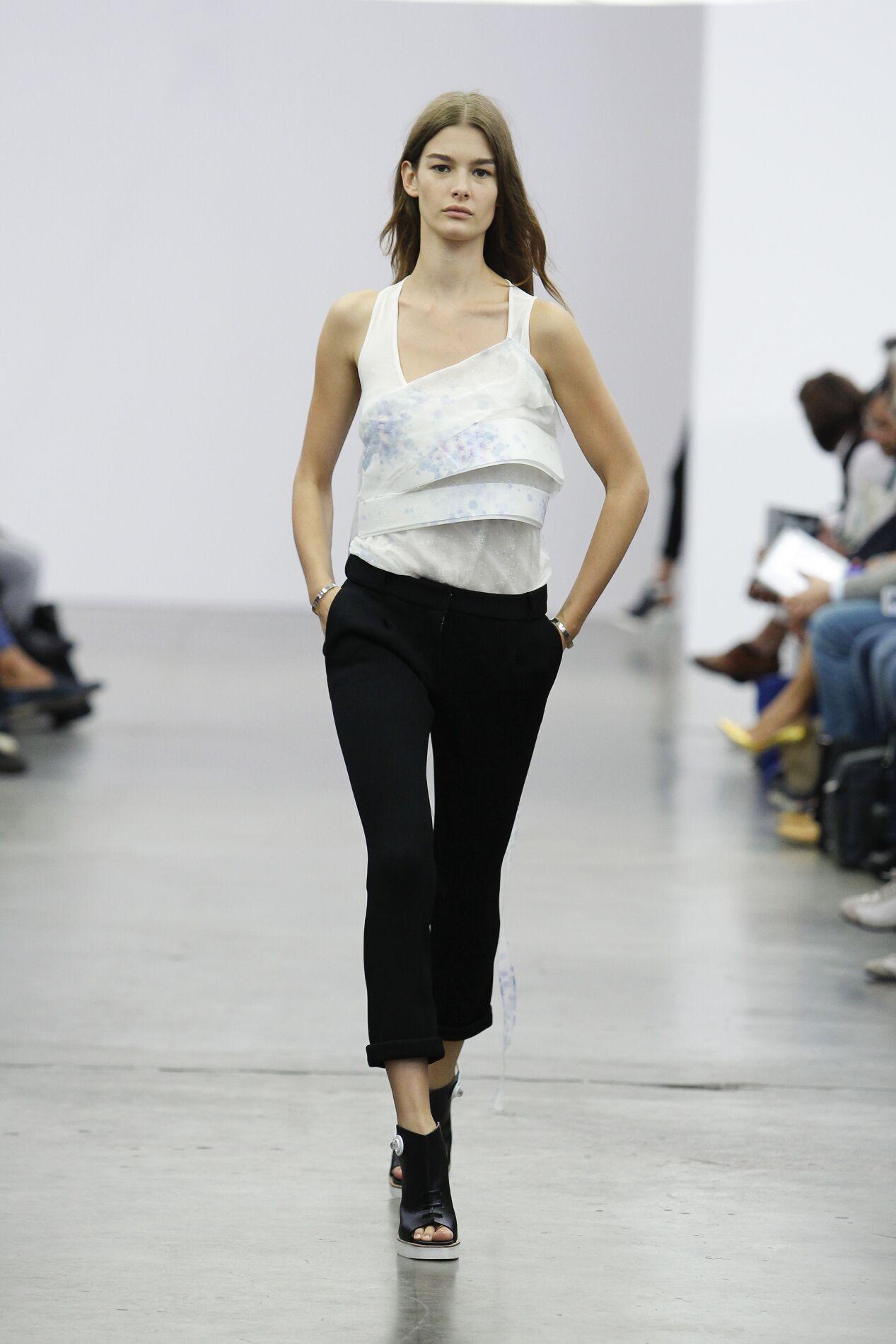 Spring Summer 2014 Woman Milan Iceberg Collection