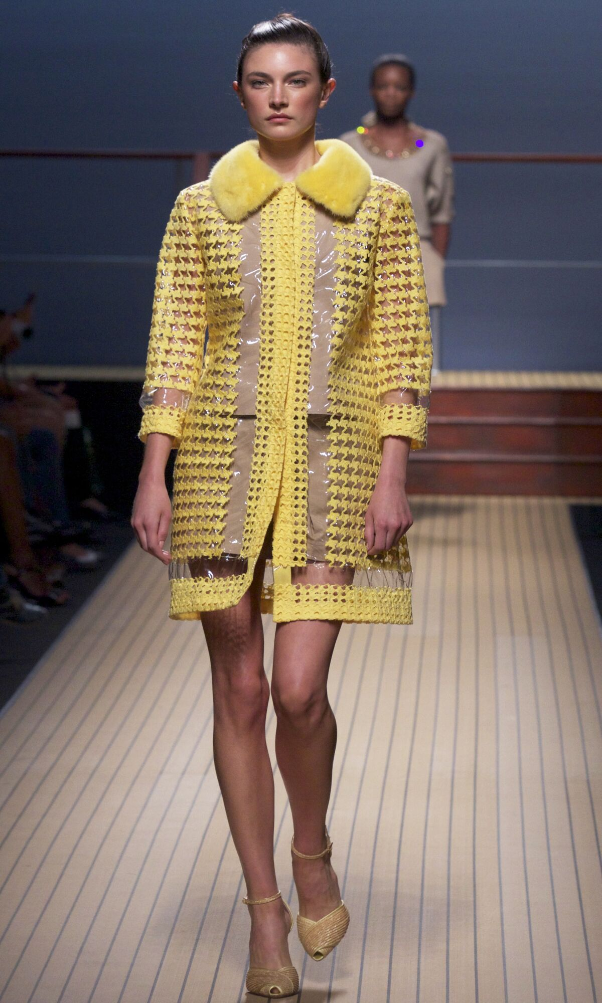 Summer 2014 Fashion Show Ermanno Scervino