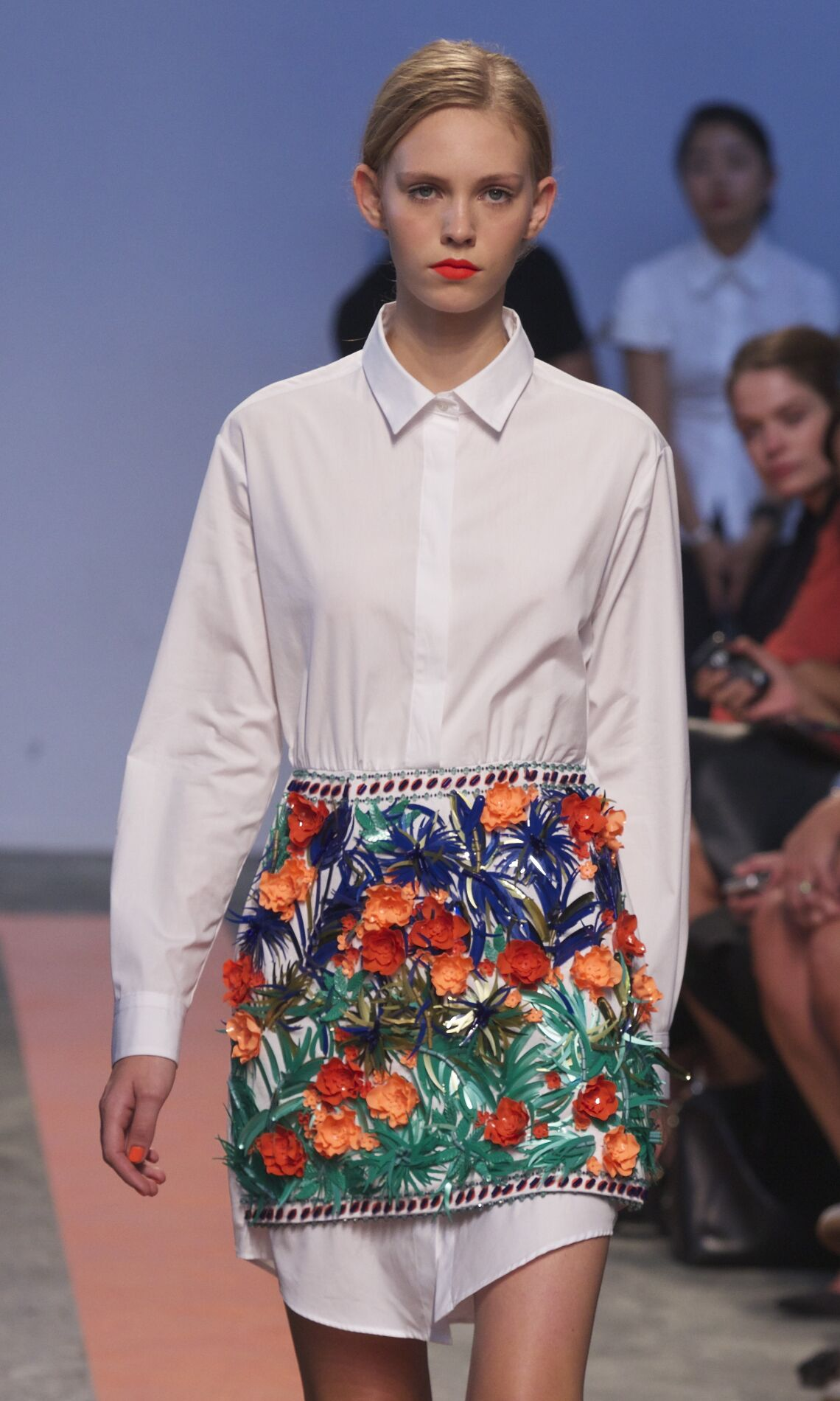 Summer 2014 Fashion Show MSGM