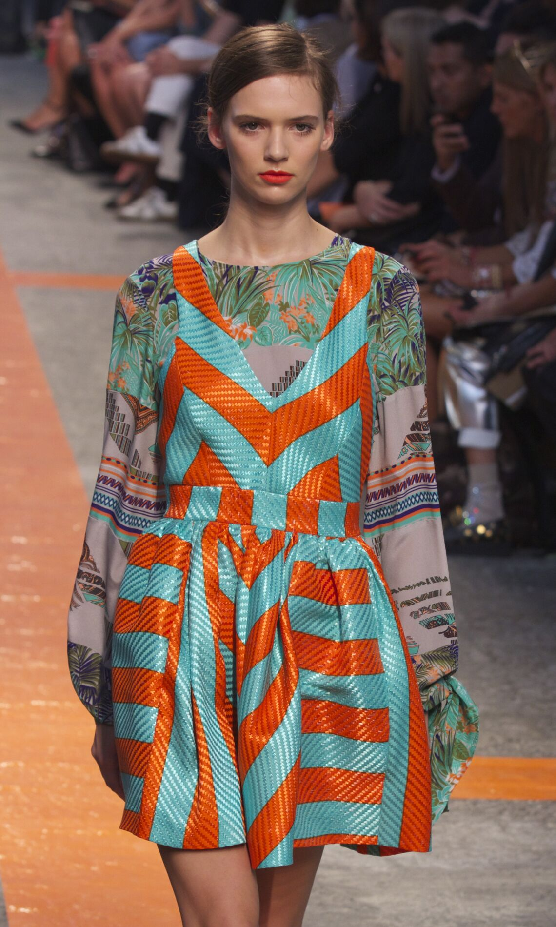 Summer 2014 Fashion Trends MSGM