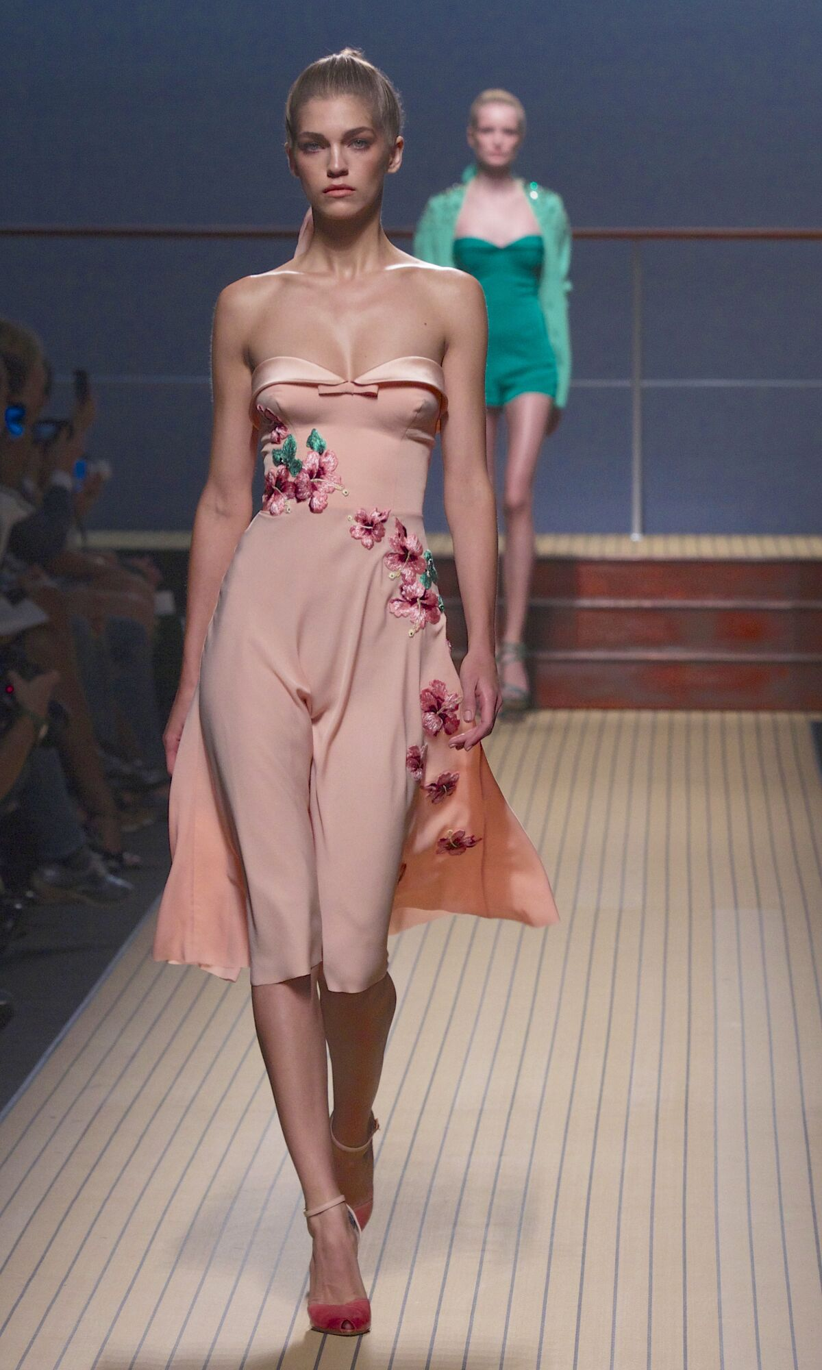 Summer 2014 Woman Trends Ermanno Scervino