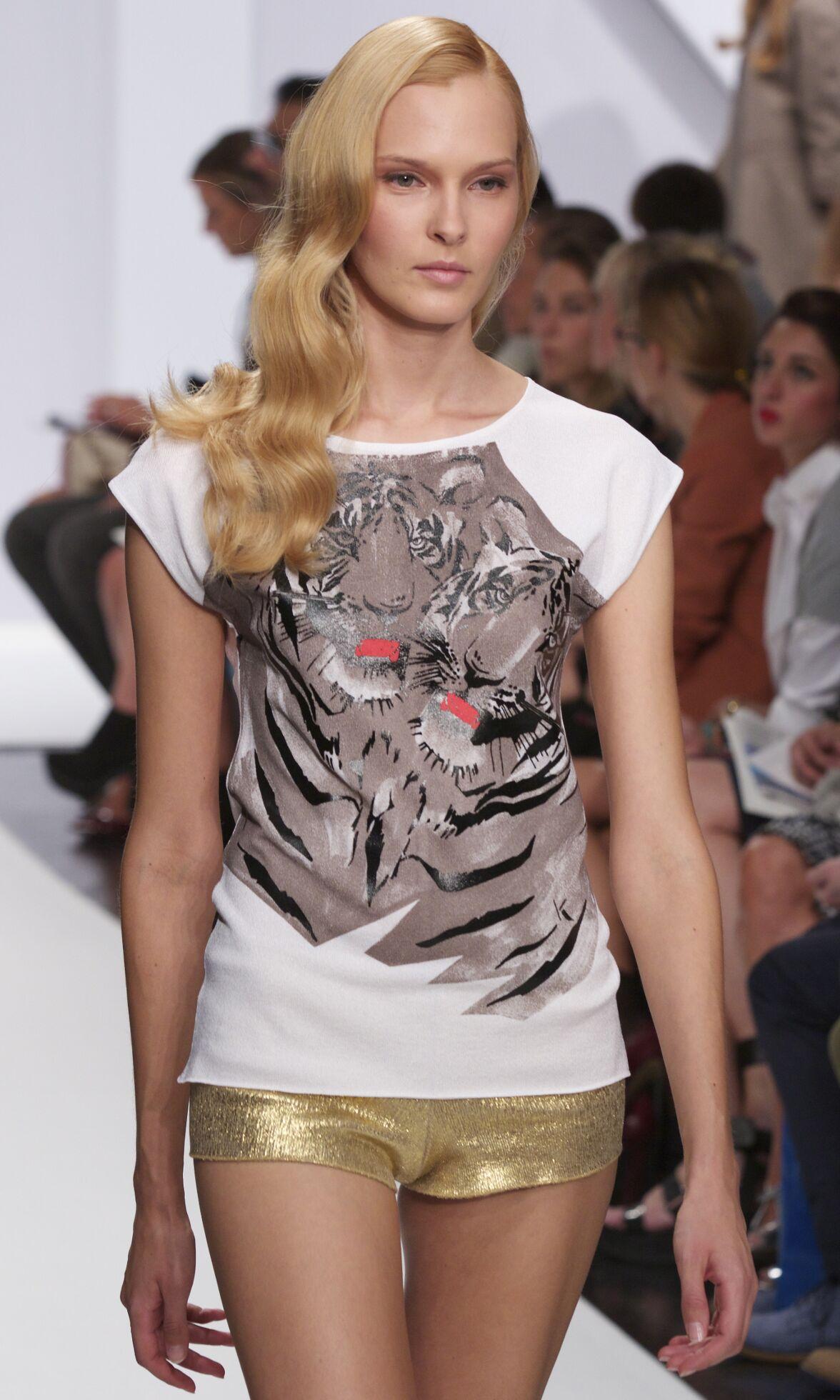 Summer 2014 Woman Trends Krizia