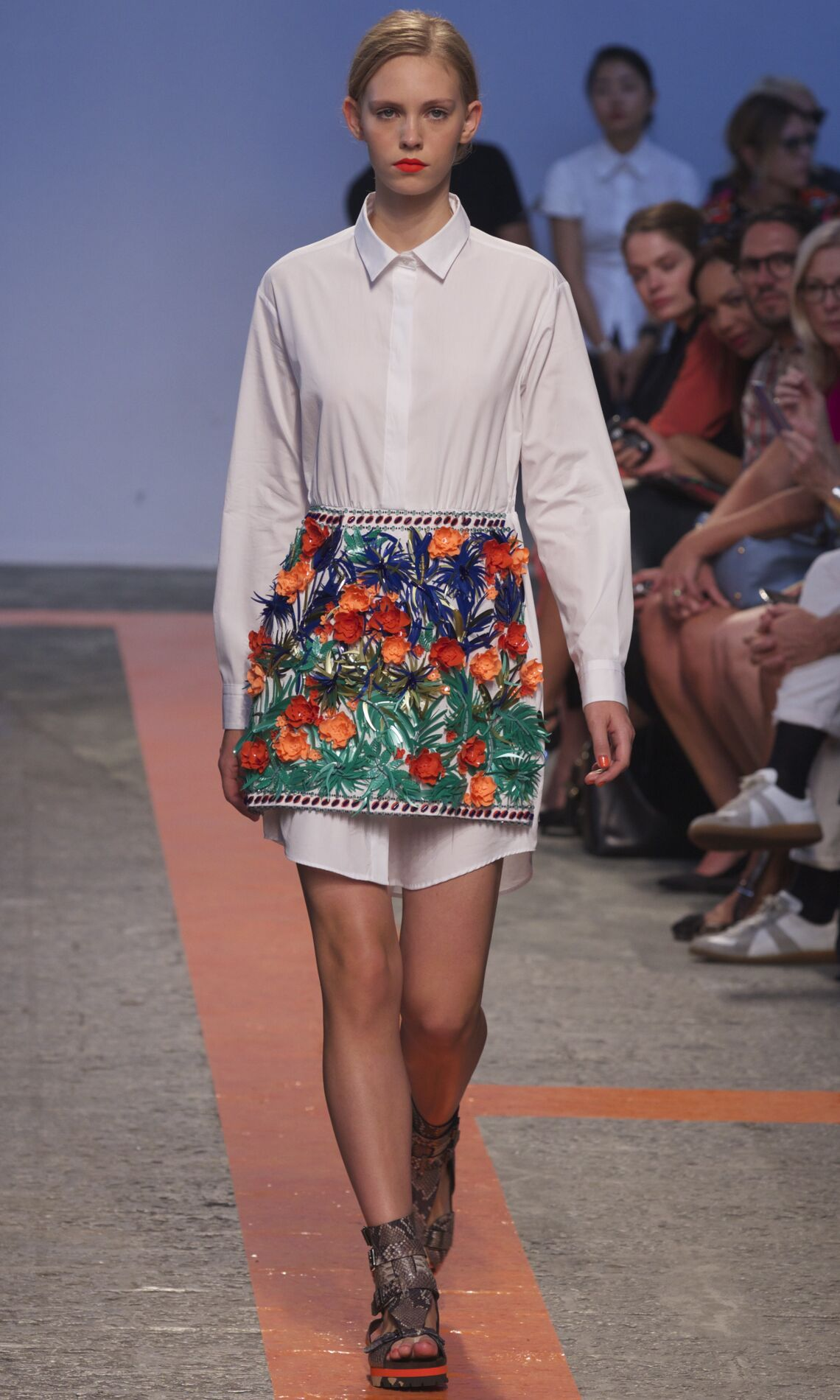 Summer MSGM Trends 2014 Woman