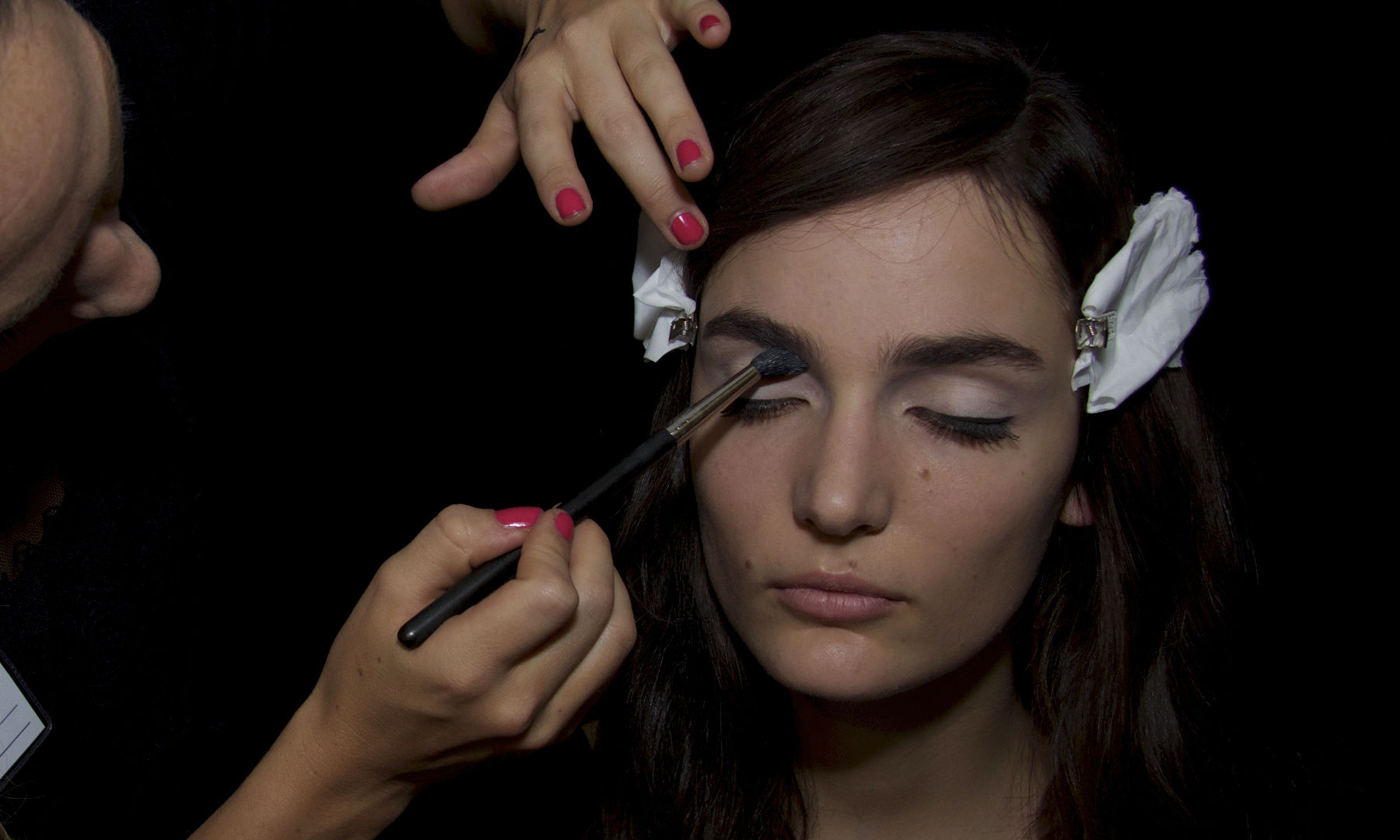Backstage N°21 Make Up