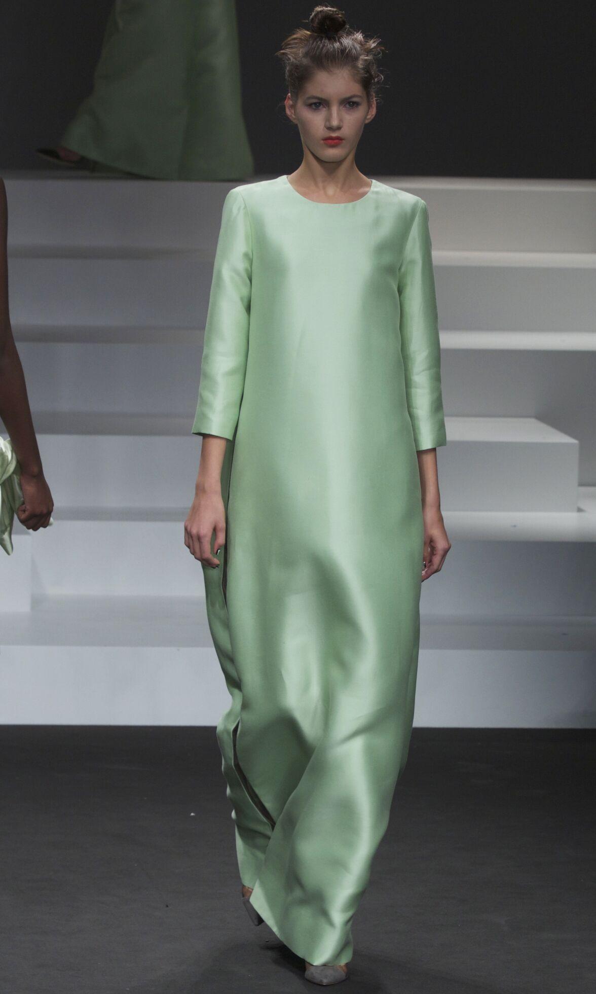 Fashion Model Jo No Fui Catwalk