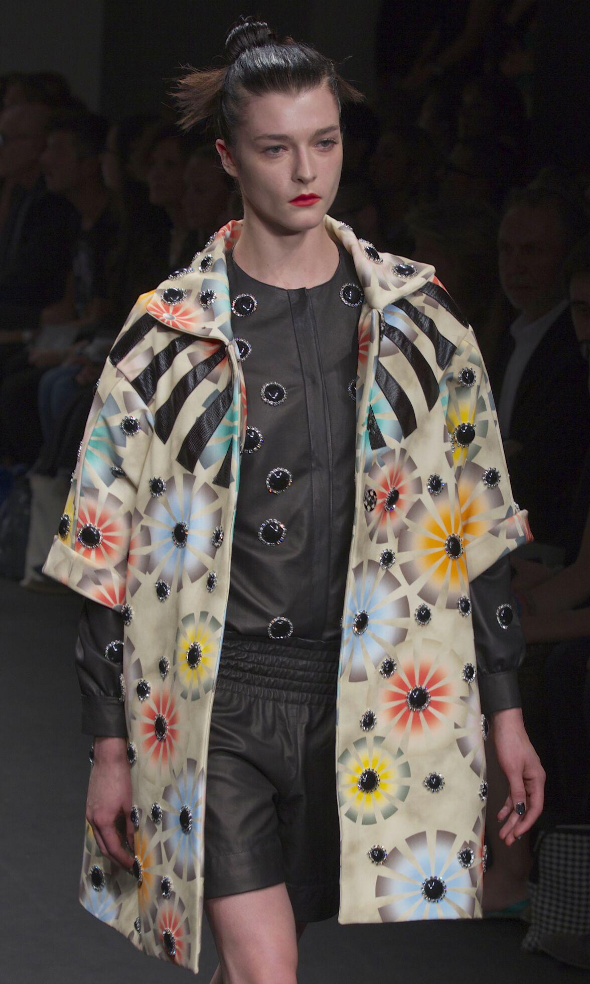Jo No Fui Milano Fashion Week