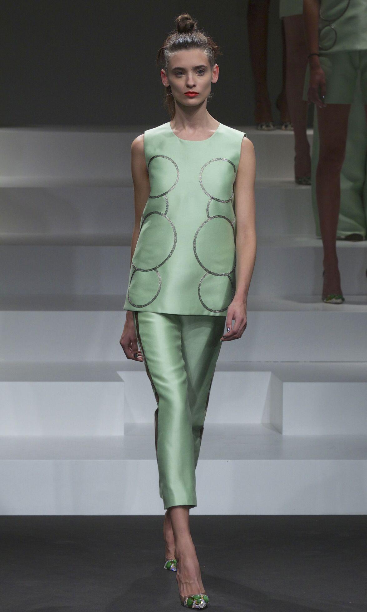 Jo No Fui Woman Milano Fashion Week