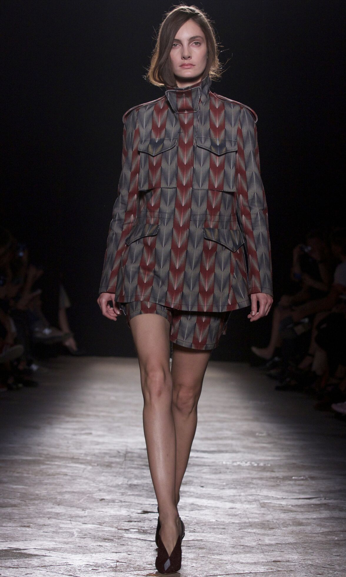 Marco De Vincenzo Milano Fashion Week Womenswear
