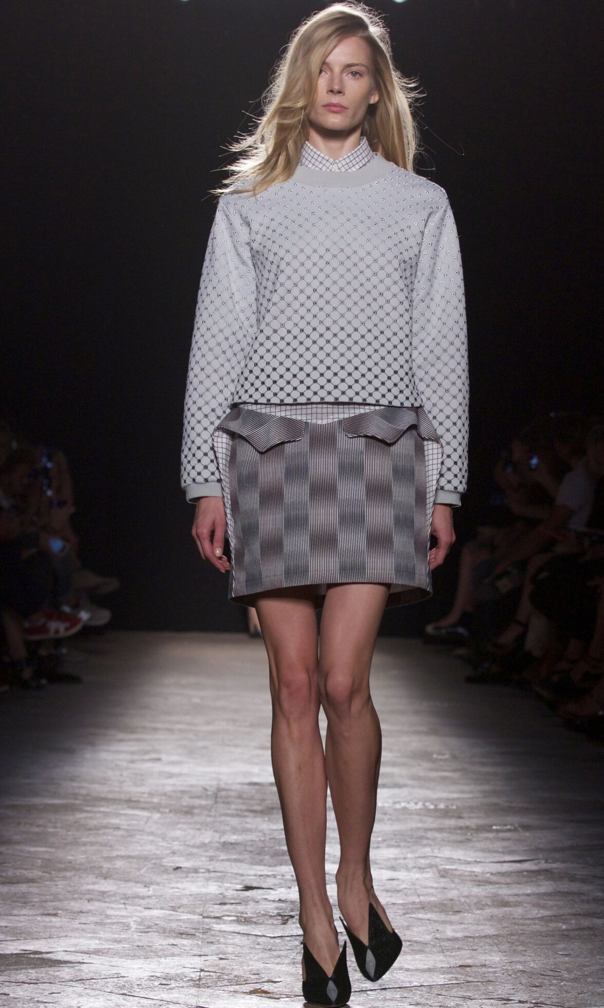 Spring 2014 Fashion Trends Marco De Vincenzo