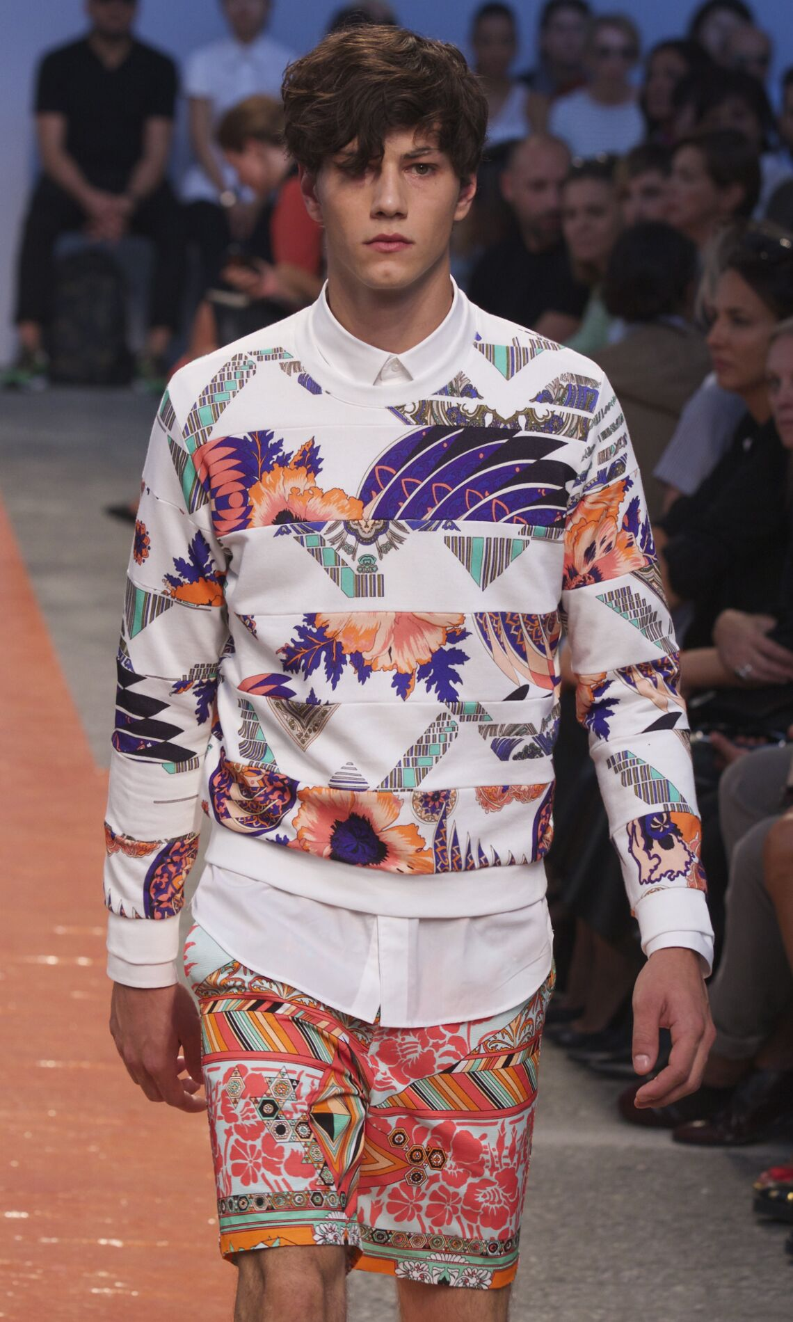 Spring 2014 Menswear Fashion Show MSGM