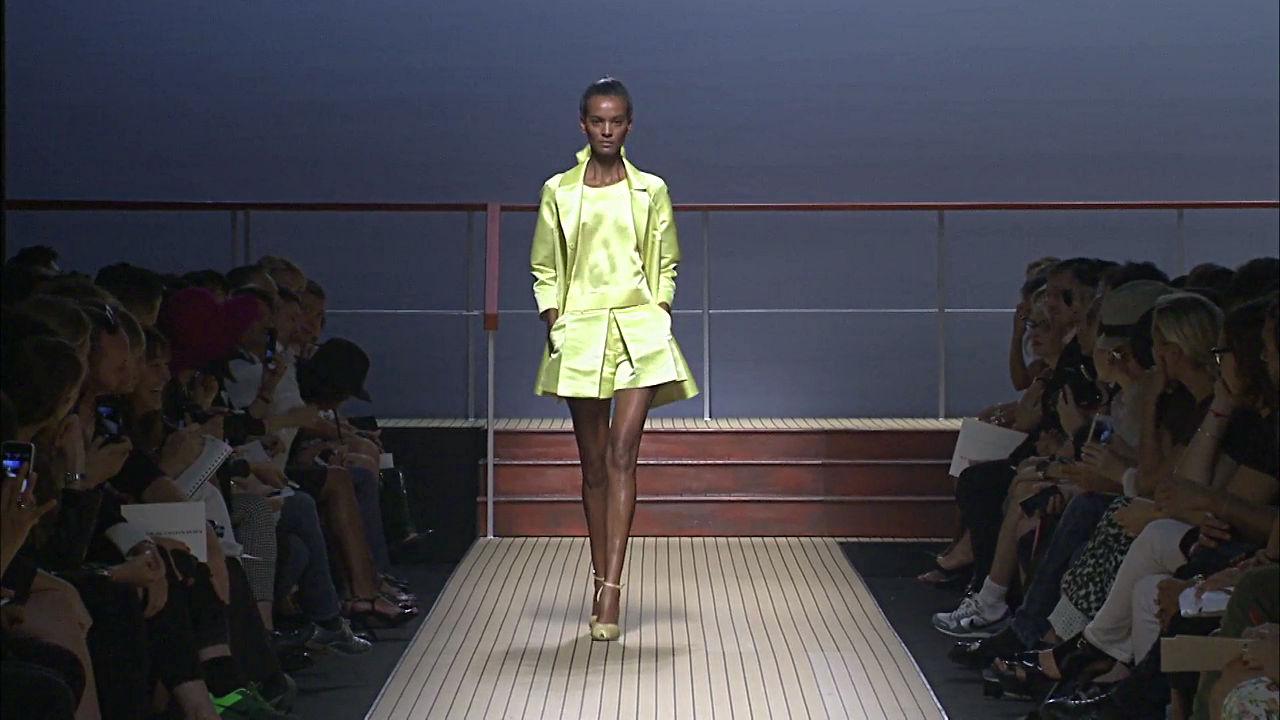 Ermanno Scervino Spring Summer 2014 Women's Fashion Show - Milano Fashion Week